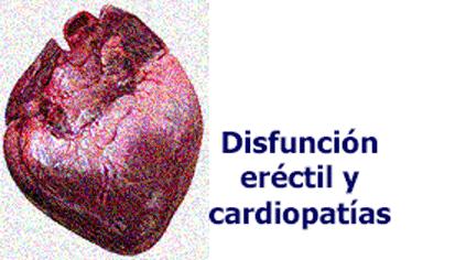 Servicio Premium. Valoración de la disfunción eréctil como factor de riesgo cardiovascular